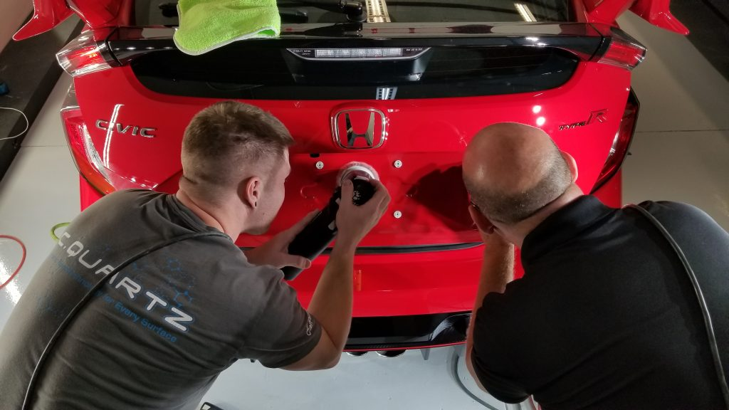 Paint Correction with Chris Kelley and Aaron Bodle