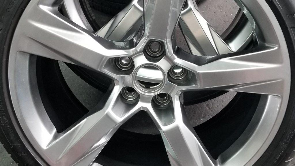 Camaro 2 SS Factory Wheel