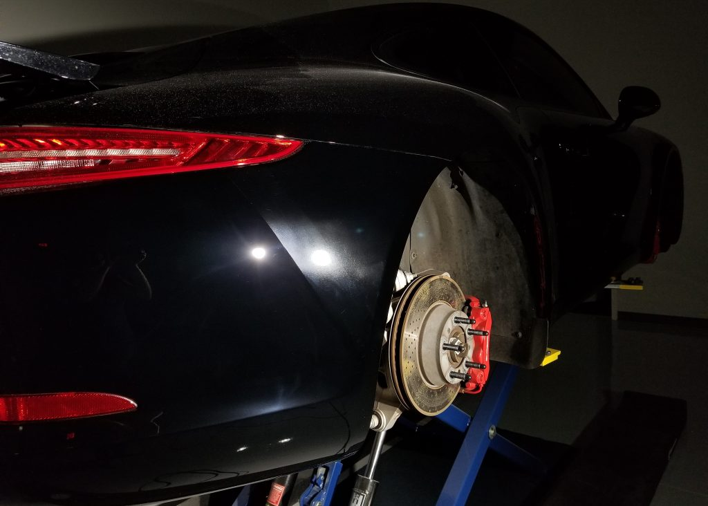 Fifty/Fifty Paint Correction
