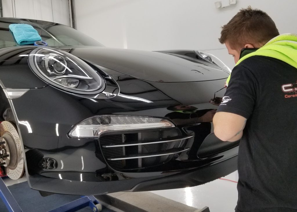 Porsche Touch Up Paint